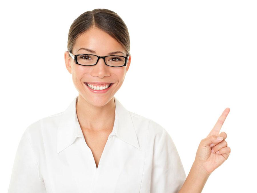Conseils aux porteurs de lentilles