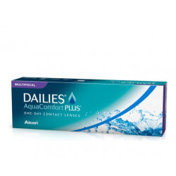 Dailies AquaComfort Plus Multifocal (30)