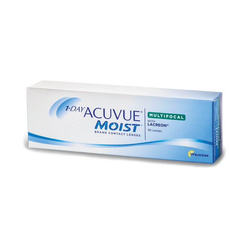 1-Day Acuvue Moist Multifocal (30)