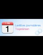 Lentilles journalières |i-Lens.ch | Vos lentilles à petit prix!