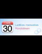 Lentilles mensuelles|i-Lens.ch| Vos lentilles à petits prix!
